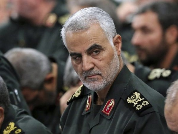 IRGC hoan toan ung ho cac phong trao khang chien Palestine hinh anh 1