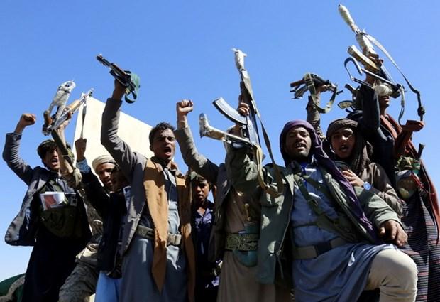 Luc luong Houthi tuyen bo chuong moi trong xung dot voi Saudi Arabia hinh anh 1