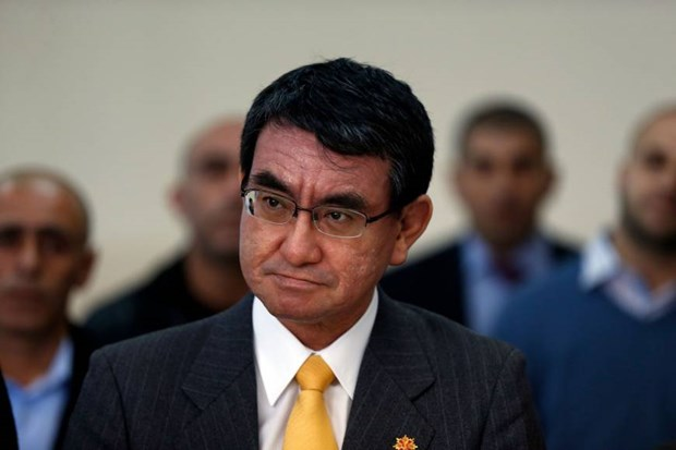 Ngoai truong Nhat Ban tham chinh thuc Sri Lanka sau 15 nam hinh anh 1