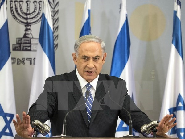 Thu tuong Netanyahu cao buoc Iran tim cach tan cong ben trong Israel hinh anh 1
