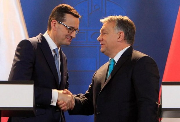Hungary, Ba Lan muon mot tuyen bo manh me ve tuong lai chau Au hinh anh 1