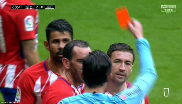 Diego Costa ghi ban va linh the do trong ngay tro lai La Liga hinh anh 2
