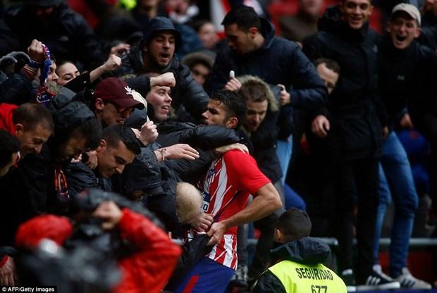 Diego Costa ghi ban va linh the do trong ngay tro lai La Liga hinh anh 1