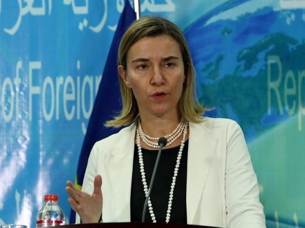 EU se to chuc mot cuoc hop voi Iran ve thoa thuan hat nhan hinh anh 1