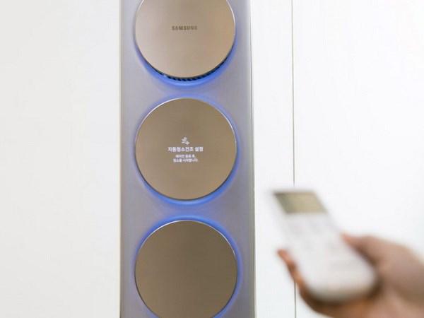 Samsung, LG sap tung ra may dieu hoa phat trien tren nen tang AI hinh anh 1