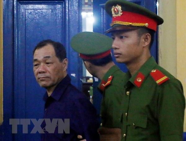 Xet xu Pham Cong Danh: Toa de nghi luat su di vao trong tam van de hinh anh 2