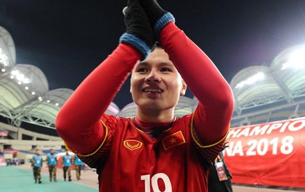Quang Hai noi gi sau tran chung ket lich su cua U23 Viet Nam? hinh anh 1