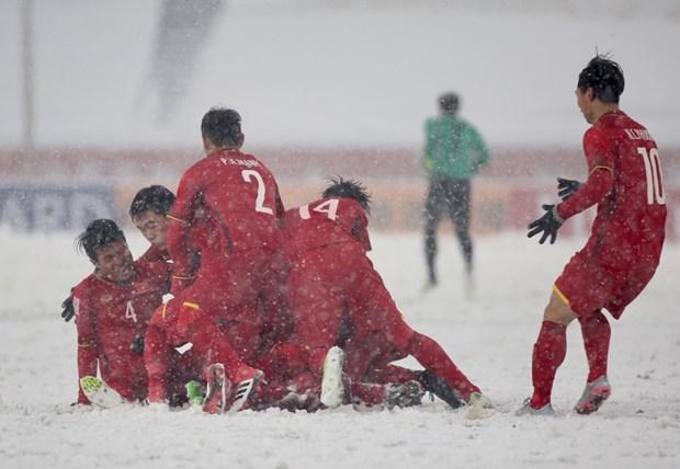 U23 Viet Nam-U23 Uzbekistan 1-2: Nha vo dich cua nguoi ham mo hinh anh 1