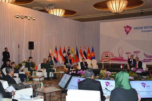 Hoi nghi ADMM Hep: ASEAN doan ket vuot qua thach thuc an ninh hinh anh 2