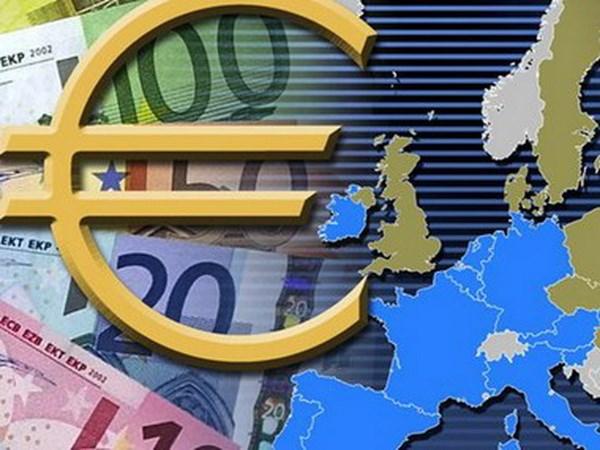 Dong euro manh khong kim ham tang truong kinh te cua Eurozone hinh anh 1
