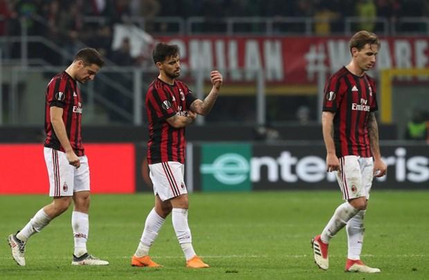 Europa League: AC Milan va Dortmund doi mat nguy co bi loai hinh anh 1