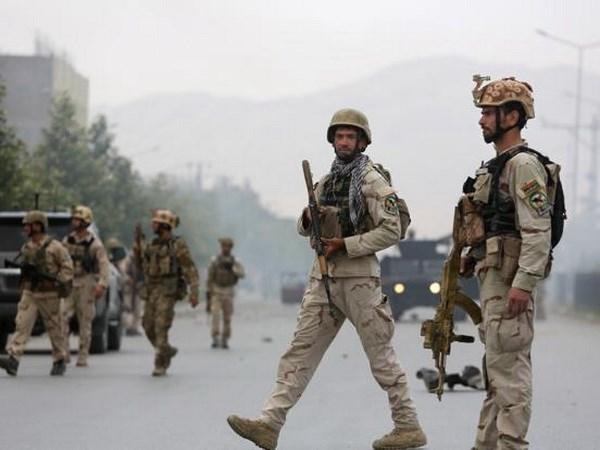 Afghanistan trien khai them quan toi Farah nham day lui Taliban hinh anh 1