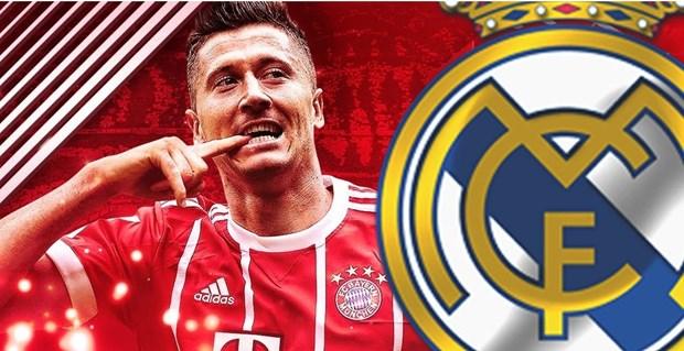 Co hoi nao de Lewandowski roi Bayern lam dong doi cua Ronaldo? hinh anh 1