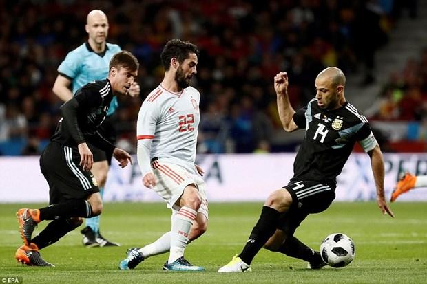 Can canh Tay Ban Nha khien Argentina nhan that bai lich su hinh anh 1