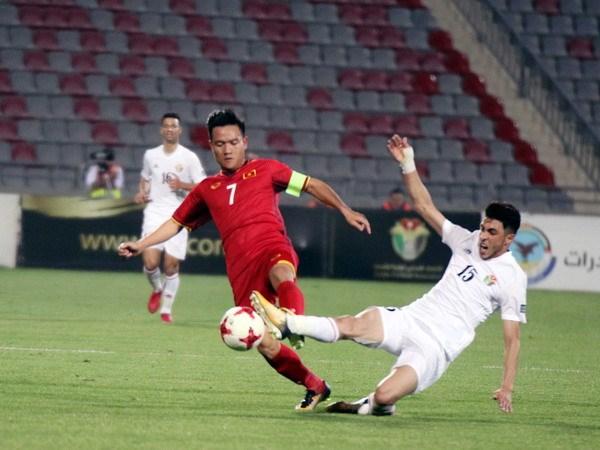 Thong ke an tuong ve doi tuyen Viet Nam tai vong loai Asian Cup hinh anh 1