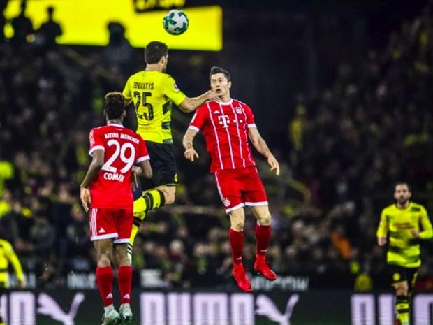 Bayern - Dortmund: Tran Der Klassiker chua bao gio het 'nong' hinh anh 1