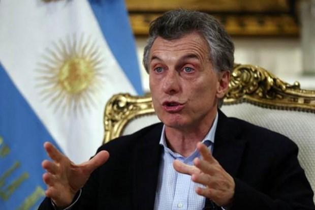 Argentina tiep tuc dau tranh doi chu quyen quan dao Malvinas hinh anh 1