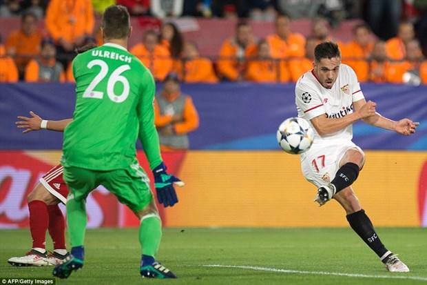 Bayern nguoc dong ha Sevilla tai 'chao lua' Ramon Sanchez Pizjuan hinh anh 2