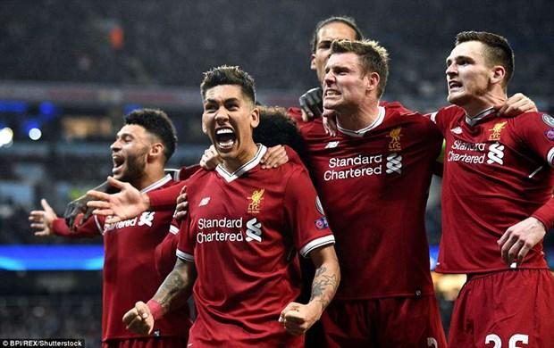 Tiep tuc gieo sau cho Man City, Liverpool hien ngang vao ban ket hinh anh 1