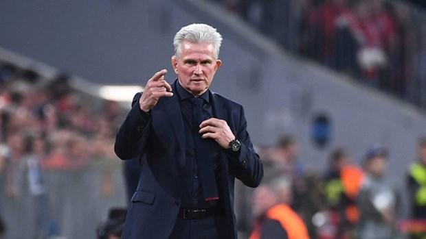 Bayern Munich da chot xong nguoi thay the HLV Jupp Heynckes? hinh anh 1