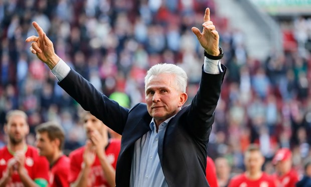 Leverkusen quyet can Bayern-Heynckes tai hien 'cu an ba' lich su hinh anh 3