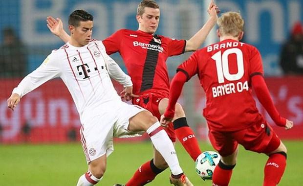 Leverkusen quyet can Bayern-Heynckes tai hien 'cu an ba' lich su hinh anh 2