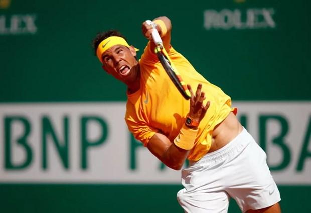 Nadal ap sat ngoi vuong Monte Carlo sau chien thang toc hanh hinh anh 1