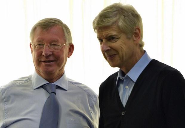 Sir Alex noi gi khi HLV Wenger quyet dinh chia tay Arsenal hinh anh 1