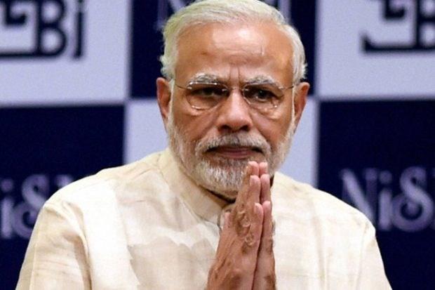 Canh sat An Do chan am muu am sat Thu tuong Narendra Modi hinh anh 1