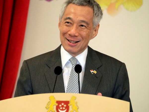 Thu tuong Singapore Ly Hien Long cong bo thay doi trong noi cac hinh anh 1