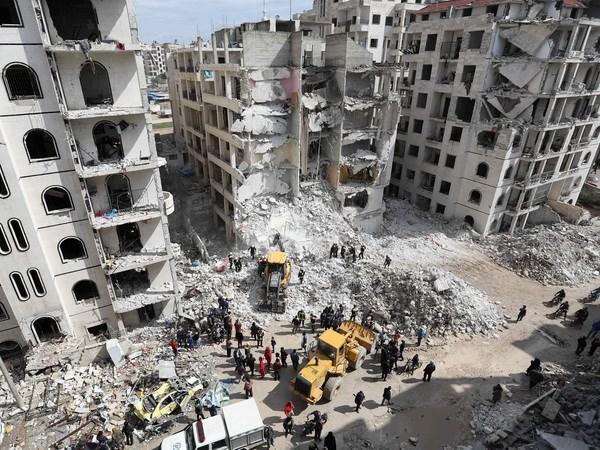EU hoi thuc Nga, Iran va Tho Nhi Ky thuc hien cam ket ve Syria hinh anh 1