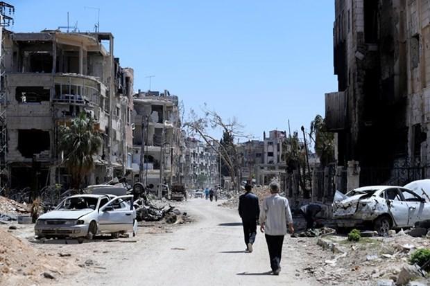 Tho Nhi Ky, Nga va Iran se nhom hop tai Moskva de ban ve Syria hinh anh 1