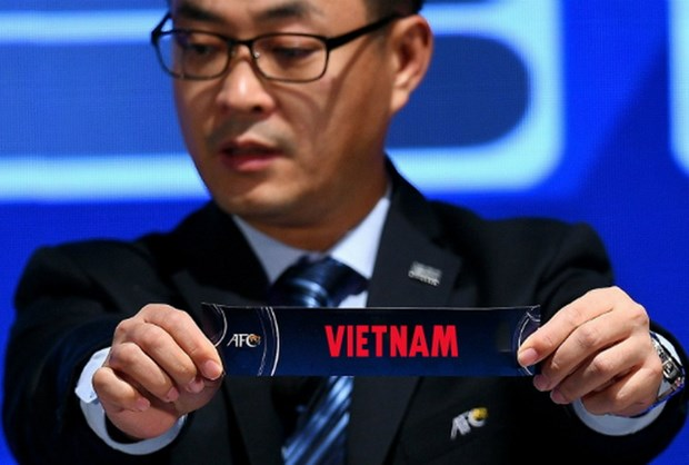 U16 Viet Nam de tho tai vong chung ket giai U16 chau A 2018 hinh anh 1