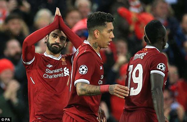 Liverpool lap ky luc ghi ban khung khiep tai Champions League hinh anh 2