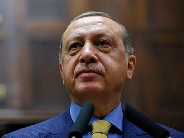 Tho Nhi Ky: Dang cam quyen de cu ong Erdogan lam ung cu vien hinh anh 1