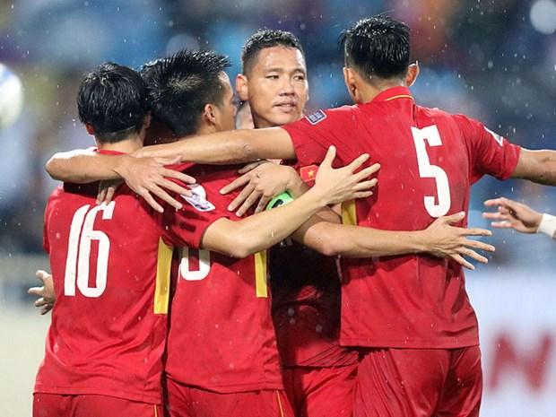Boc tham VCK Asian Cup 2019: Tuyen Viet Nam xac dinh doi thu hinh anh 1