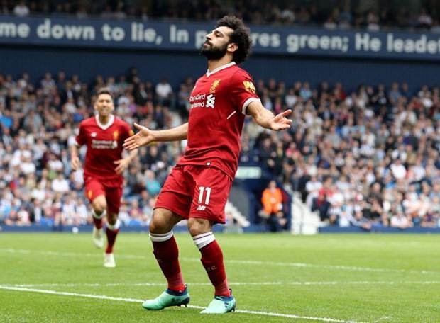 Liverpool gianh ve du Champions League, Swansea xuong hang hinh anh 1