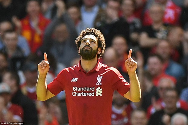 Mohamed Salah lap ky luc ghi ban trong lich su Premier League hinh anh 1