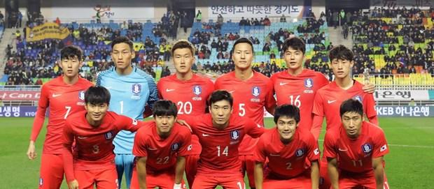 World Cup: Han Quoc, Ai Cap, Iran va Mexico cong bo danh sach so bo hinh anh 1