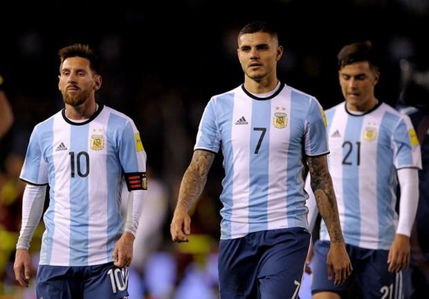 Argentina trieu tap so bo: Van co ten khong duoc Messi ua thich hinh anh 1