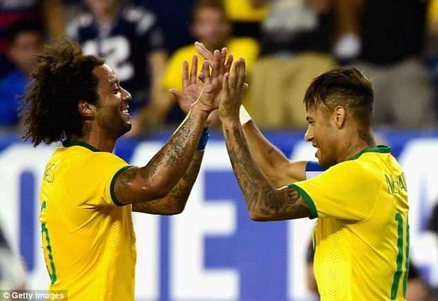 Tuyen Brazil chot danh sach 23 cau thu du VCK World Cup 2018 hinh anh 1