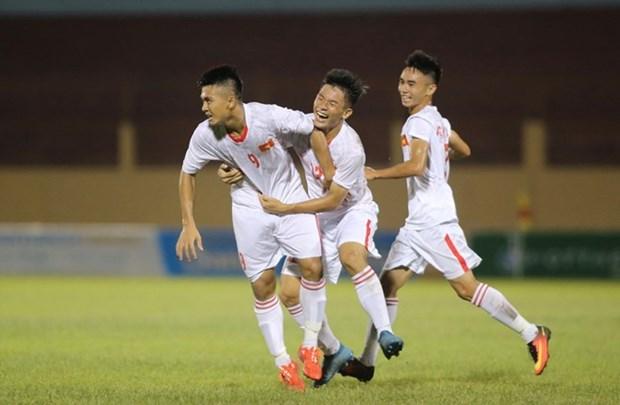 Vong chung ket U19 chau A: Viet Nam doi dau Han Quoc, Australia hinh anh 1