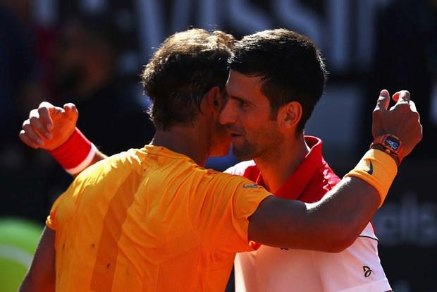 Nadal ha guc Djokovic, san sang doi dau nha duong kim vo dich hinh anh 2