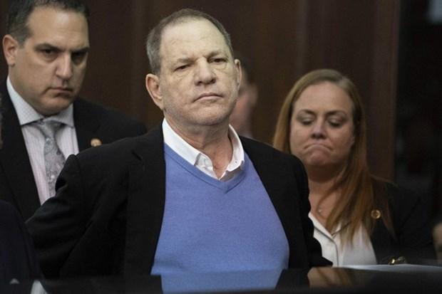 Nha lam phim Harvey Weinstein bi truy to toi hiep dam va cuong buc hinh anh 1