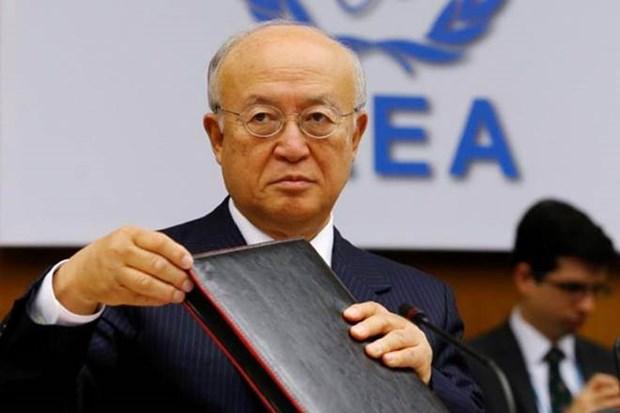 IAEA: Iran van tuan thu cac cam ket trong thoa thuan hat nhan hinh anh 1