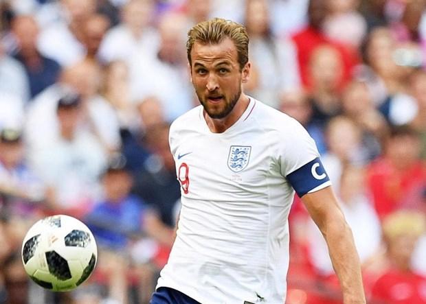 Doi tuyen Anh cong bo so ao cac cau thu tham du World Cup 2018 hinh anh 1