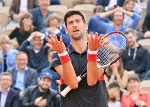 Roland Garros: Hien tuong nguoi Italy khien Djokovic om han hinh anh 1
