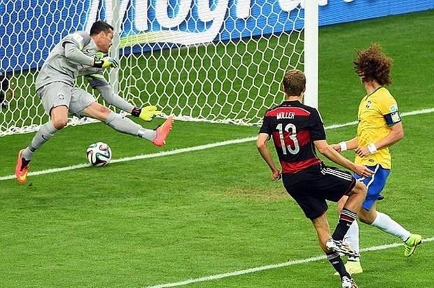 Khung thanh tran Duc vui dap Brazil 7-1 duoc chuyen toi bao tang hinh anh 1