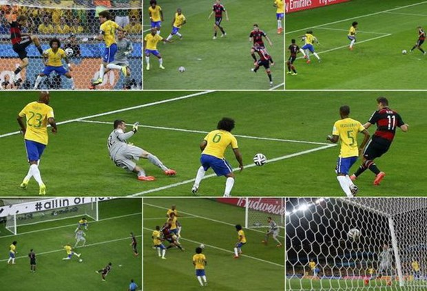 Khung thanh tran Duc vui dap Brazil 7-1 duoc chuyen toi bao tang hinh anh 2
