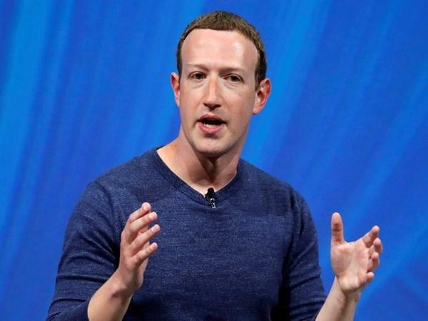 Thu tuong Australia muon CEO Facebook tra loi chat van tai quoc hoi hinh anh 1
